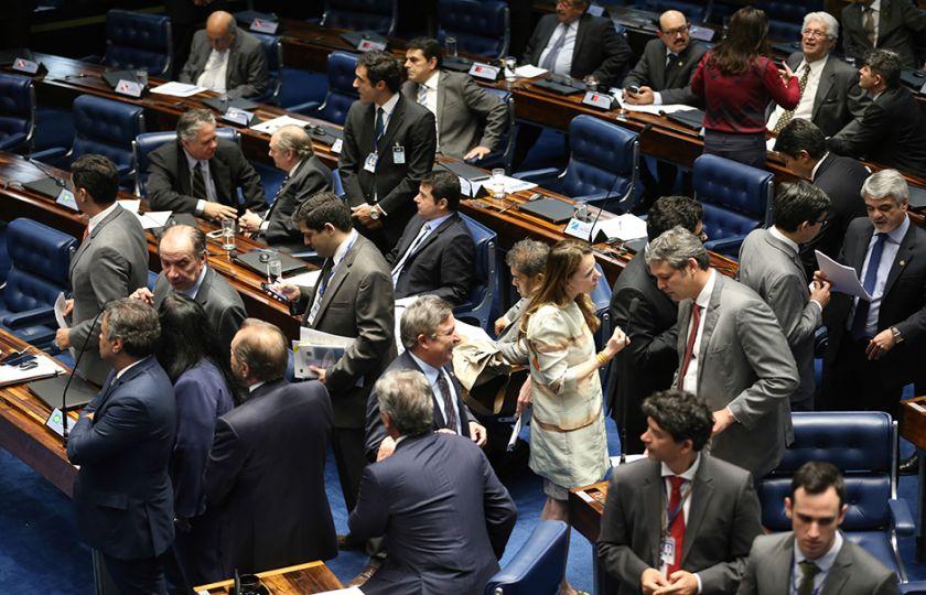 Plenário do Senado começa a discutir a PEC dos Gastos na próxima semana