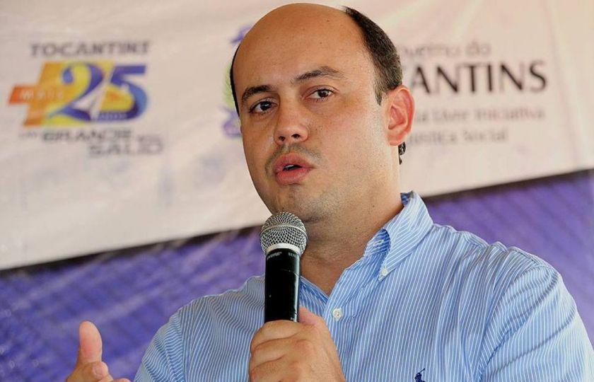 PF prende ex-governador de Tocantins em operação contra fraude em obras