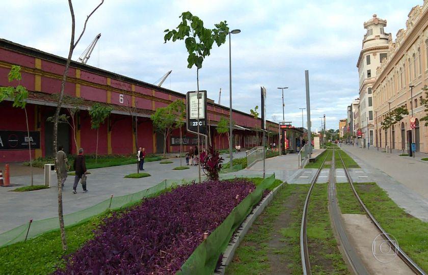 Prefeitura assume manutenção do Porto Maravilha a partir desta quarta