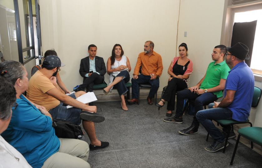 Prefeitura de Maceió recebe secretária nacional da Cidadania e Diversidade