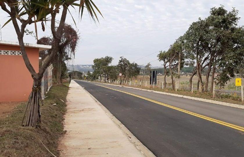 Prefeitura de São Carlos entrega obra da alça de acesso do Quinta dos Buritis