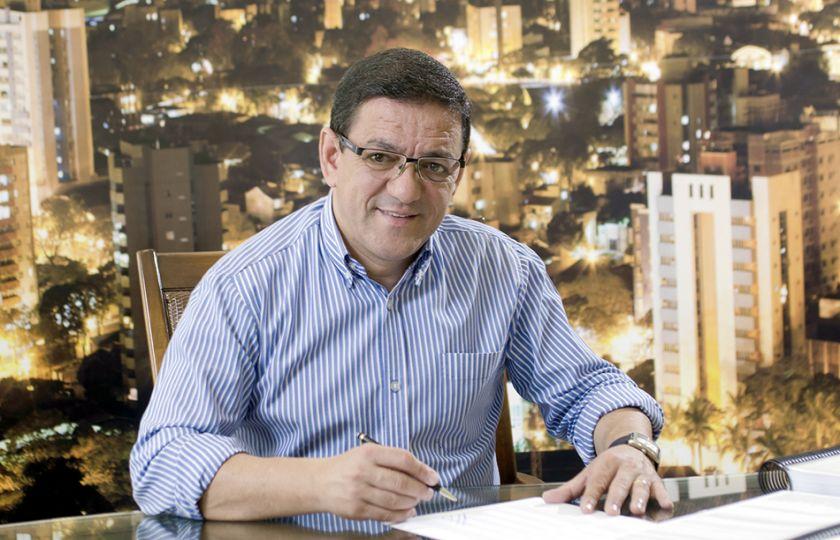 Presidente Moacir Silva defende o fortalecimento da luta municipalista