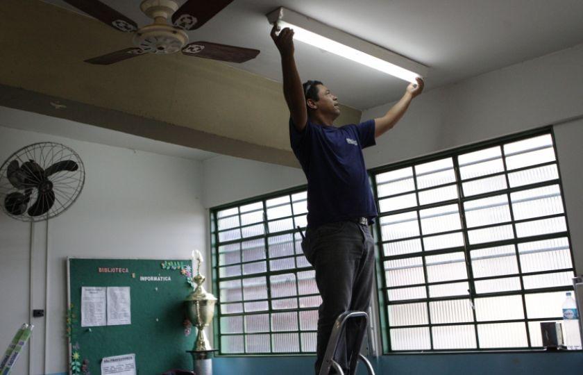 Programa Escola Bem Arrumada recupera unidades para a volta às aulas