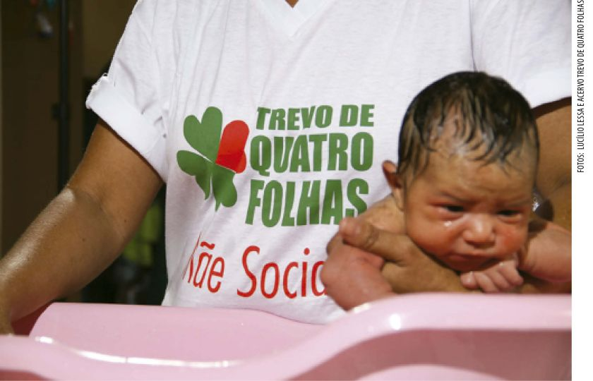Programa Trevo de Quatro Folhas: uma ação efetiva para a redução da mortalidade infantil em Sobral