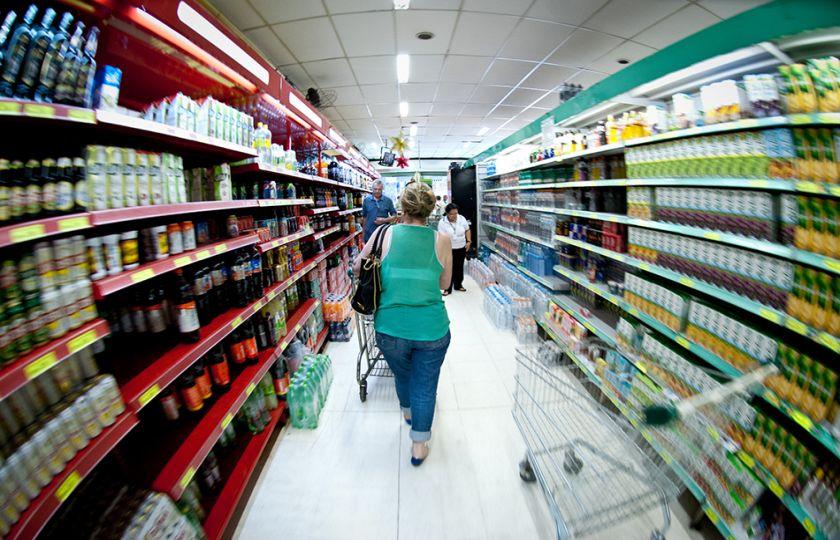 Projeção para inflação cai para 6,72% este ano