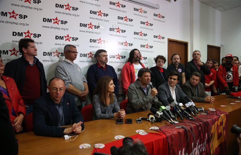 PSDB e PSD crescem em nº de prefeituras; PT encolhe