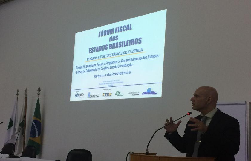 Reforma Previdência é detalhada em Brasília