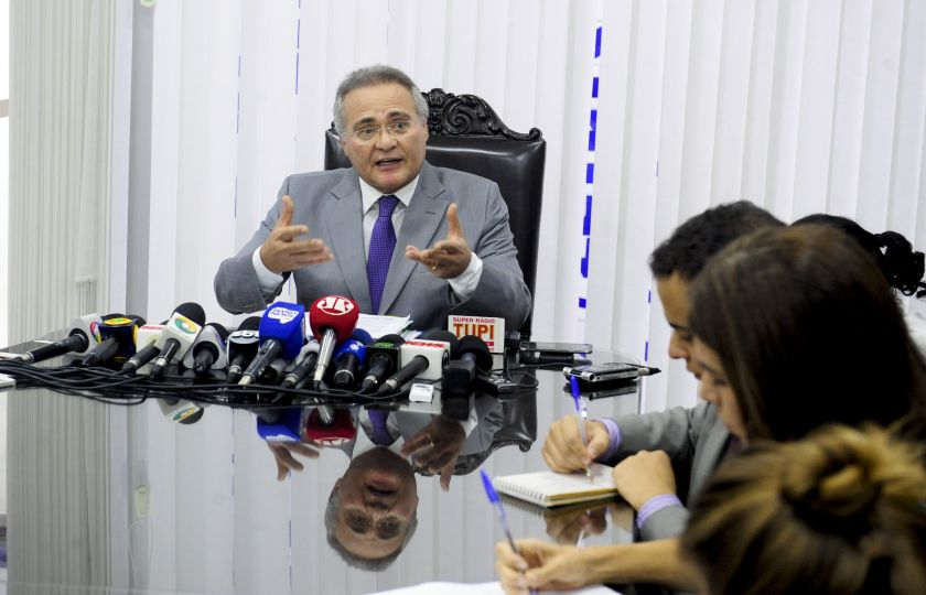 Renan detalha calendário de votações do Senado até o final do ano