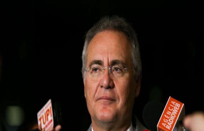 Renan diz que só se pronuncia sobre decisão do STF após conhecer teor da liminar
