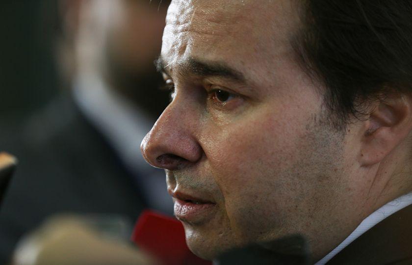 Rodrigo Maia espera concluir votação da PEC do Teto dos Gastos na terça-feira
