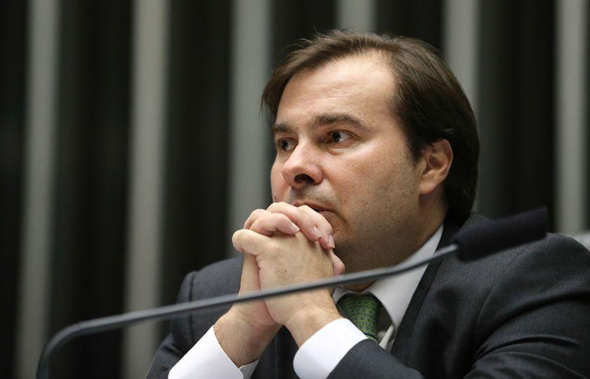 Rodrigo Maia reafirma compromisso de não votar aumento de impostos