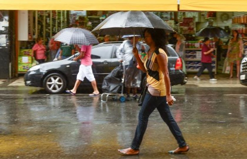 São Paulo registra o quinto janeiro mais chuvoso em 74 anos, diz Inmet