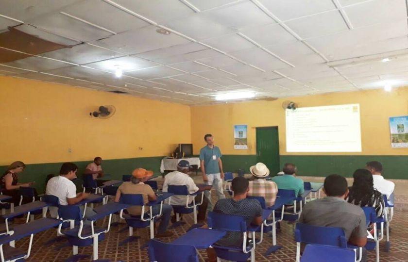 Secretário de Agricultura participa de reunião sobre o Censo Agropecuário 2017
