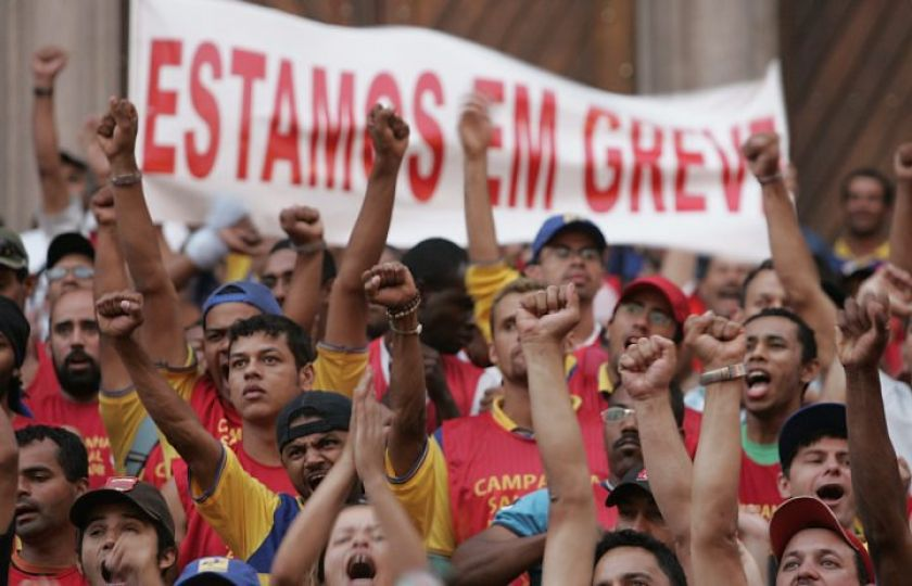 Senado analisa proposta para regulamentar direito de greve para servidores públicos