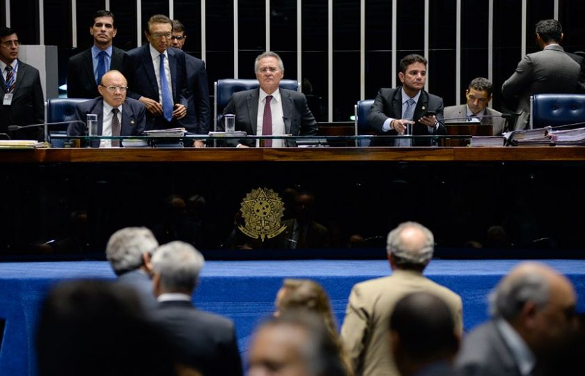 Senado aprova programa de recuperação fiscal para estados