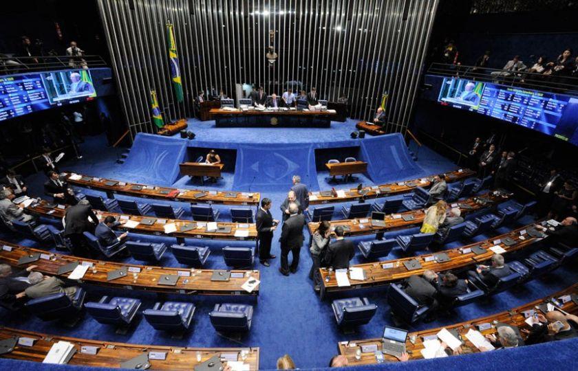 Senado elege novo presidente na próxima quarta-feira