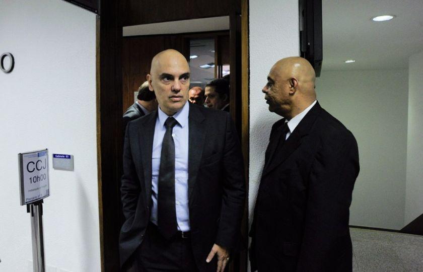Senado: reunião que irá sabatinar o ministro Alexandre de Moraes pode durar o dia todo