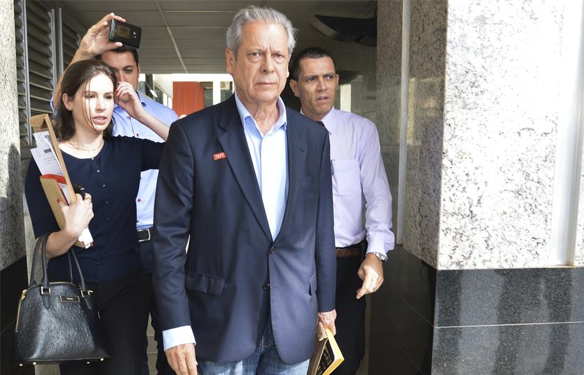 Supremo revoga prisão preventiva de Dirceu na Lava Jato