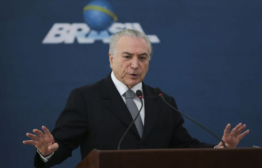 """Temer determina que ministro da Justiça preste """"todo auxílio necessário"""" ao governo do RN"""