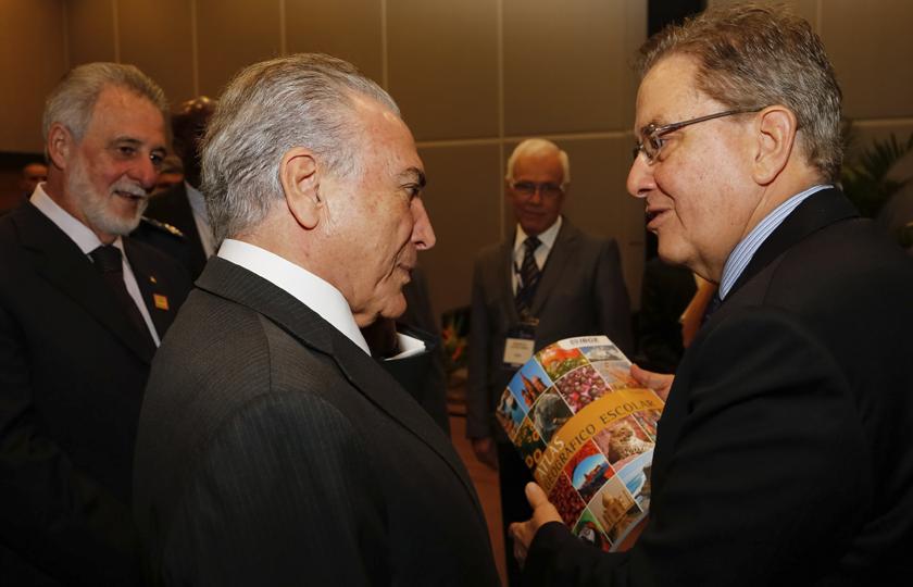 Temer diz que cultura política brasileira se acostumou a situações de déficit