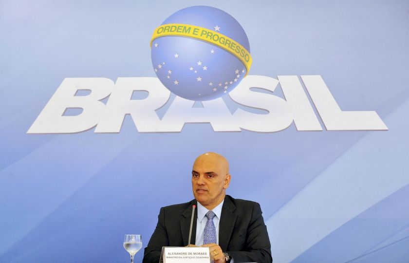 Temer indica Alexandre de Moraes para vaga no STF