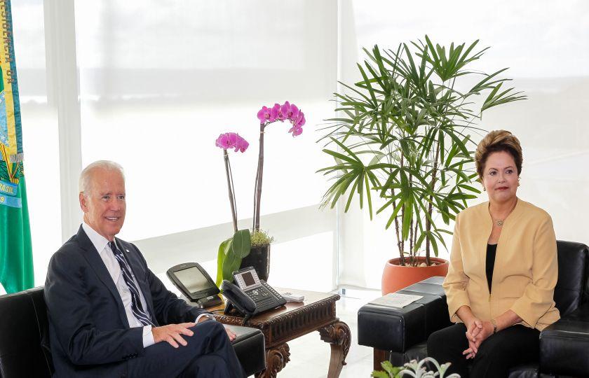 Vice-presidente dos EUA diz que impeachment no Brasil seguiu a Constituição