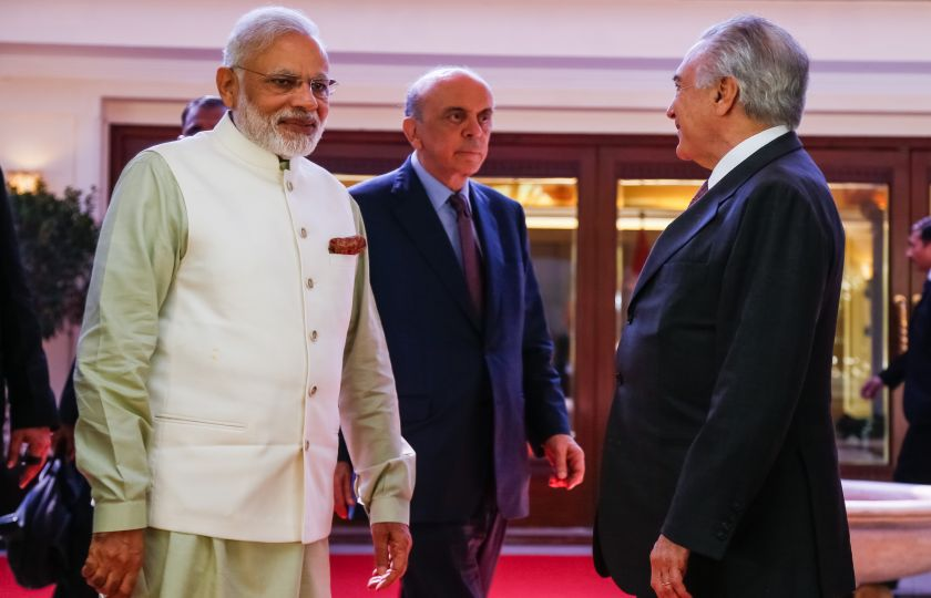 Vídeo: Ministro José Serra fala de acordos fechados durante Cúpula do BRICS