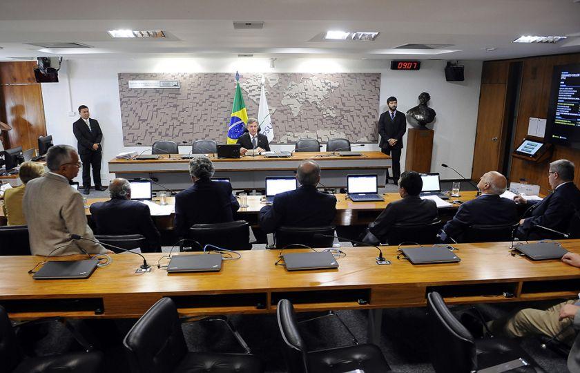 Vídeo: Veja como ficou o comando das comissões temáticas do Senado para o biênio 2017/18